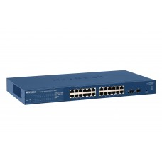 NetGear 24 Port Switch - GS724T