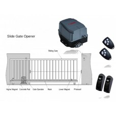 FA52 F-5008  security gates